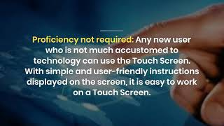 What are the Advantages of Touch Screen Technology in Dubai?