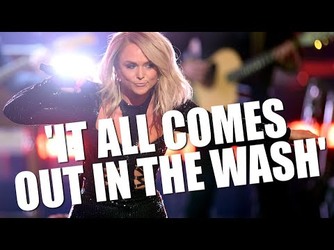 Miranda Lambert, 'It All Comes Out In The Wash' - Lyrics and Inspiration
