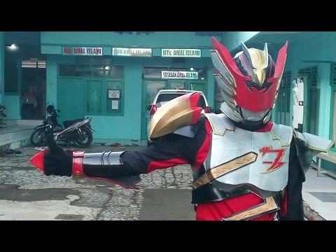 Video Cara Pakai Kostum Bima X