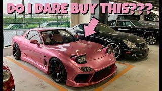 Japanese Car Auction | Should I Buy This Rx7?