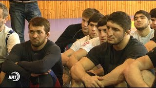 Дагестанские борцы готовятся к престижному Гран-при «Иван Ярыгин-2018»