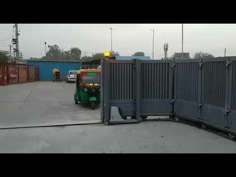 Electromechanical Sliding Gates