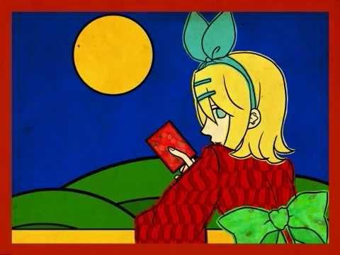 【鏡音リン・アペンド】黄昏時の花