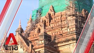 Myanmar's Ancient City Of Bagan Listed As World Heritage Site