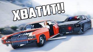 GTA 5 COPS & ROBBERS - ФБР ЛЕТЯТ ЗА НОВОЙ CHEVROLET IMPALA НАРУШАЯ ПДД КОТОРАЯ ЕЩЕ НЕ ВЫШЛА В ИГРЕ!