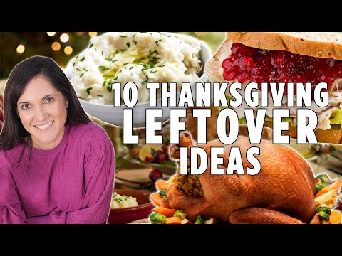 10 Easy Thanksgiving Leftover Ideas | Holiday Cooking Tips | Allrecipes.com