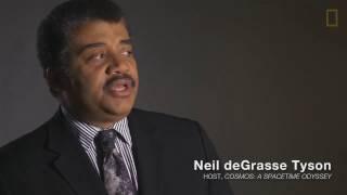 Нил Деграсс Тайсон о конфликте науки и религии в образовании [SpaceWhale]