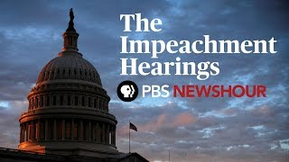 WATCH LIVE: House Judiciary votes on articles of impeachment