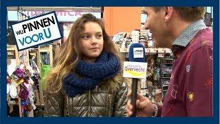 Wij Pinnen Voor U -  Solow - Shoppingcenter Overvecht