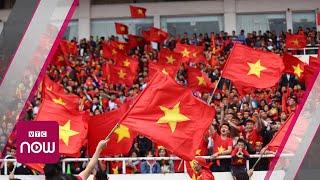 Người hâm mộ Việt Nam háo hức chờ xem đội tuyển