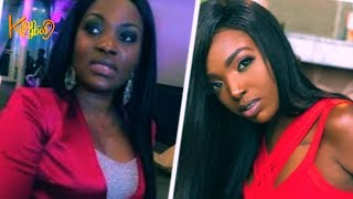 Tuface's Wife Annie Idibia And His Baby Mama Pero Adeniyi Throw Shades At Each Other
