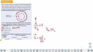 Eğitim Vadisi TYT Fizik 1.Föy Fizik Bilimine Giriş - Kuvvet ve Hareket 4 (Hareket 2) Konu Anlatım Videoları