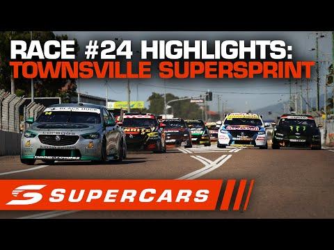 2020年 SUPERCARS Townsville #race24 決勝レースハイライト動画
