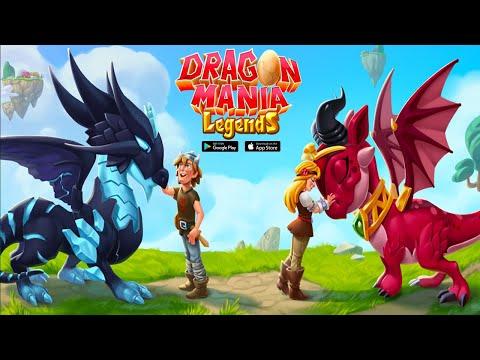 Vídeo do Dragon Mania: A Lenda