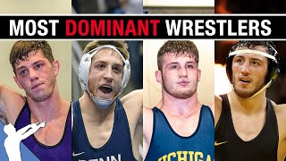 10 Most Dominant Wrestlers in College Wrestling Right Now