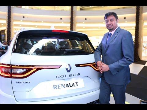 First Impression Renault Koleos | Oto.com