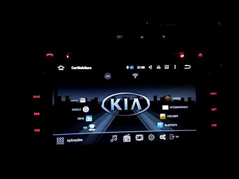 Joying 10 1 Android (Demo) Car Launcher AG app - смотреть онлайн на