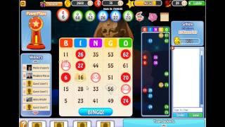 Bingo Bash - beginning
