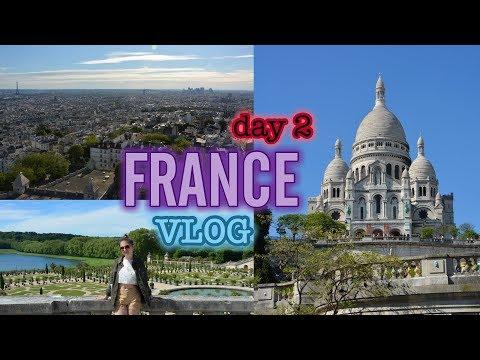 WATY IN FRANCE, part 2 // Versailles, Sacré-Cœur, Moulin Rouge