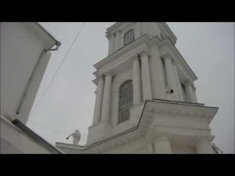 У каких икона молится в церкви