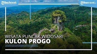 Melihat Keindahan Puncak Widosari, Wisata Alam yang Berada di Perbukitan Menoreh Kulon Progo