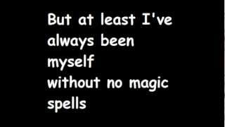 The Rasmus - I'm A Mess (lyrics)