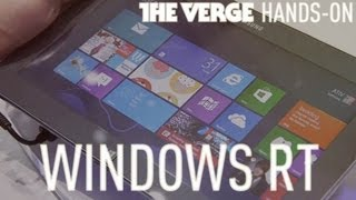 Windows RT and Office 2013 RT hands-on demo thumbnail