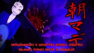 【Hatsune Miku & GUMI】Tu corazón y yo nos volvimos uno / Watashi to hitotsu no shinzou o【Sub esp】