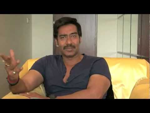 Ajay Devgn talks about Son Of Sardaar at India vs Pakistan T20 World Cup 2012