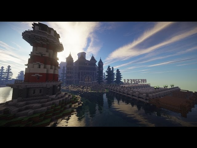 FULL Prison Server Map Download by PI Creative Team Minecraft Map