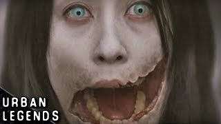 SLIT-MOUTHED WOMAN | Urban Legend