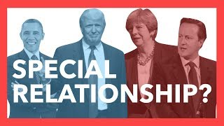The UK and US Special Relationship Explained