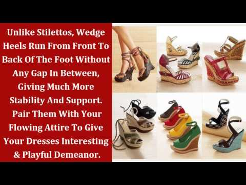 Cosmetic Products Review | Add Height With Wedge Heels | Beauty, Fashion & Makeup