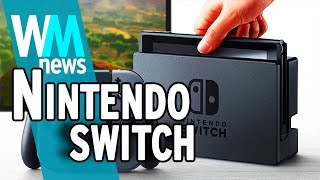 Nintendo Switch! 3 Facts About Nintendo