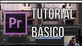Introducción A Adobe Premiere Pro CS6 - Tutorial Básico | Español 2016