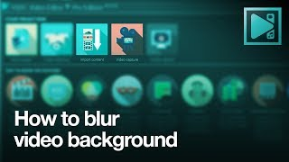blur background video effects - TH-Clip