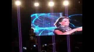 preview picture of video 'Anna Tatangelo - Un nuovo bacio @Festa dei Gigli 2012, Brusciano'