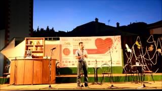 preview picture of video 'Fiesta benéfica en Prado del Rey: Humorista Andreu Malafuente 2/5'