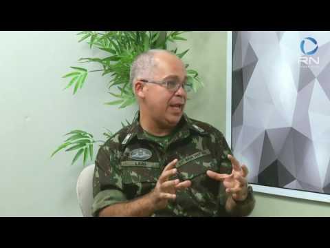 General Leal da 17ª Brigada de Infaria é o entrevistado do Papo News - Gente de Opinião