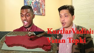 Kurtlar Vadisi : Vatan Fragman Tepki | Valley of the Wolves Homeland Trailer Reaction