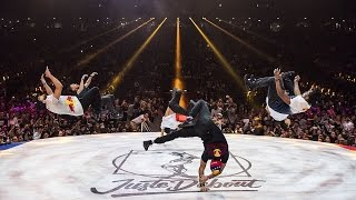 BC One All Stars Opening Performance at Juste Debout 2017