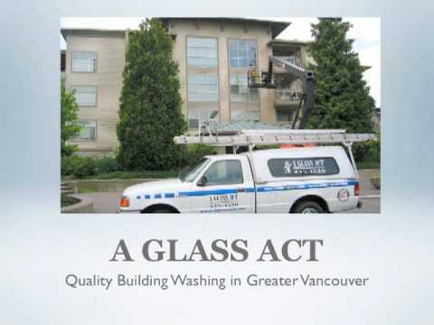 A Glass Act Window Cleaners Amp Building Maintenance Ltd