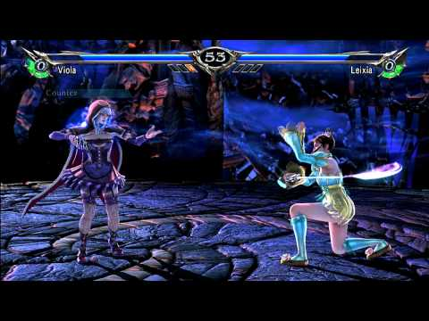 Видео № 2 из игры Fighting Edition (Tekken 6+Soul Calibur 5+Tekken Tag Tournament 2) [X360]