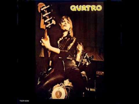 Shot of rhythm & blues  / Suzi Quatro