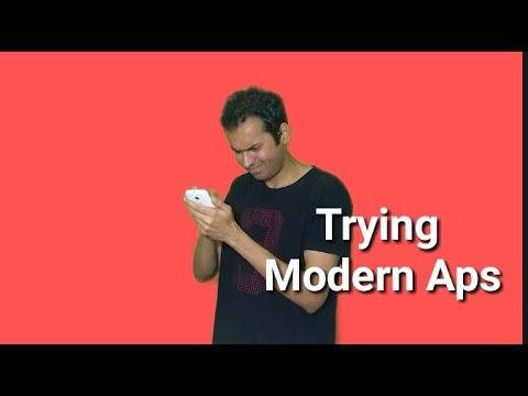 Modern Aps - Sketch