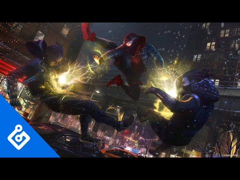 How Insomniac Refined Combat In Marvel's Spider-Man: Miles Morales de Marvel's Spider-Man: Miles Morales