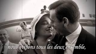 Les feuilles mortes - Yves Montand - Autumn Leaves - avec paroles lyrics letra testo - HD / HQ