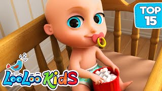Johny Johny Yes Papa   Top 15 Songs For Kids On YouTube