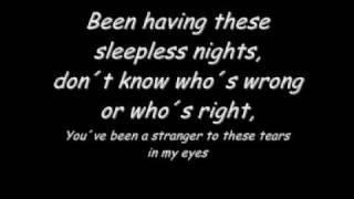 """Jay Sean feat. Thara - """"Still The Way Love Goes"""" Lyrics NEW 2010"""