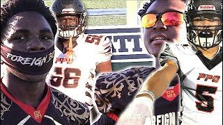 🔥🔥Miami Gardens Bulldogs (Foreign Boyz) v PPO Bengals 14U | Battle National Championships